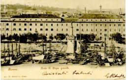 V 10304 - Porto Di Ripa Grande - ROMA F. - Viste Panoramiche, Panorama