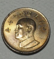 1981/20.. - Taiwan - 1 YUAN - Y 551 - Taiwan