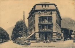 I143 - 38 - GRENOBLE - Isère - Select Pension - Hôtel Gambetta - Grenoble