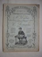 CAHIER   METHODE D'ECRITURE DUBUS ET LEMAIRE Dixieme Cahier - 6-12 Years Old