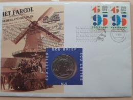ECU Brief / Letter Lettre N°  > 1995 ( Zie Foto's Voor Detail > For Grade >> Photo ) 50 Jaar Bevrijding ! - [ 3] 1815-… : Royaume Des Pays-Bas