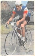 """SPORT // CYCLISME-- PHOTO """"L 'EQUIPE"""" 176X113 // - Cycliste Français Jean Forestier - Cyclisme"""