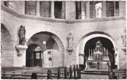 68. Pf. Eglise D'OTTMARSHEIM. Intérieur, Partie Inférieure - Ottmarsheim