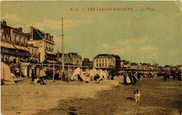 CPA CHALLANS - La Plage (297685) - Challans