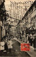 CPA FONTENAY-le-COMTE - Le Concertirs Musica-La Rue Des Legos Pendant (297696) - Fontenay Le Comte
