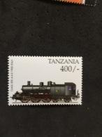 TANZANIA. MNH. TRAINS. 5R1006D - Trains