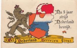 AK - WK II - Niederlande Patriotika - 1945 - Niederlande