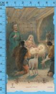 Die Cut , Image Pieuse - Gloria In Excelsis Deo, Gloire A Dieu Au Plus Haut Des Cieux - Images Religieuses