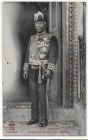 Cpa Bon Etat , Cambodge  Sa Majesté Sisowath, Roi Du Cambodge, - Cambodia