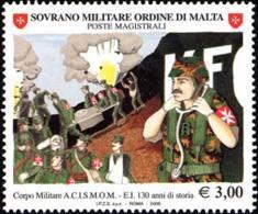 SMOM 2006 Sass.829 MNH/** VF - Malte (Ordre De)