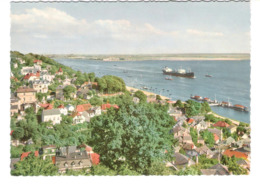 Germany - Hamburg Blankenese - Blick Vom Süllberg - Schiff - Ship - Dampfer - Blankenese