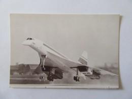 CPM Concorde - 2 Mars 1969 - 1er Décollage Du Concorde 001 à L'Aéroport De Toulouse-Blagnac - Vol D'Essai - 1946-....: Era Moderna