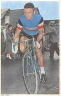 """SPORT // CYCLISME-- PHOTO """"L 'EQUIPE"""" 176X113 // - Cycliste Belge Gilbert Desmet - Cyclisme"""