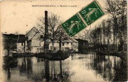 CPA MONTATAIRE Moulin A Papier (377267) - Montataire