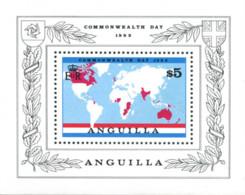 Ref. 286407 * NEW *  - ANGUILLA . 1983. COMMONWEALTH'S DAY. DIA DE LA COMMONWEALTH - Anguilla (1968-...)