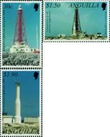 Ref. 98032 * NEW *  - ANGUILLA . 2002. LIGHTHOUSES. FAROS - Anguilla (1968-...)