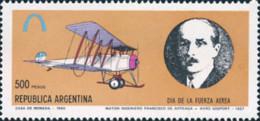 Ref. 169676 * NEW *  - ARGENTINA . 1980. AIR FORCES DAY. DIA DE LAS FUERZAS AEREAS - Nuevos