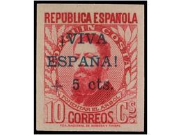 SPAIN NATIONAL ISSUES - Emissioni Nazionaliste