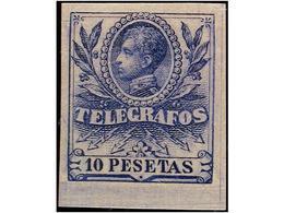 SPAIN: TELEGRAFOS - Emissioni Repubblicane