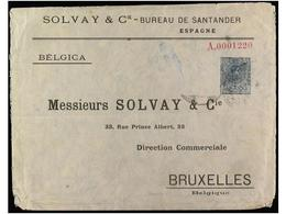SPAIN POSTAL STATIONERY: PRIVATE COMPANIES - Spagna