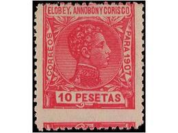 ELOBEY, ANNOBON AND CORISCO - Elobey, Annobon & Corisco