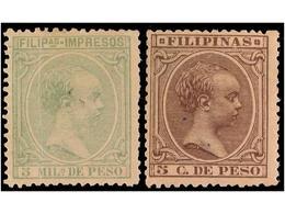 PHILIPPINES: SPANISH DOMINION - Filippine