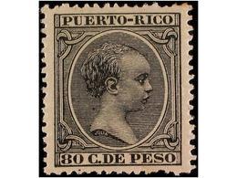 PUERTO RICO: SPANISH DOMINION - Porto Rico