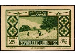 GRAND LIBAN - Gran Libano (1924-1945)