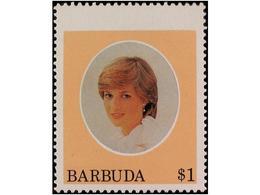 BARBUDA - Antigua & Barbuda (...-1981)