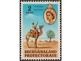 BECHUANALAND - Bechuanaland (...-1966)