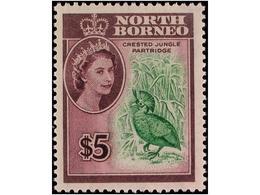 BORNEO - Borneo Del Nord (...-1963)