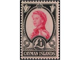 CAYMAN ISLANDS - Caimán (Islas)