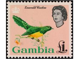 GAMBIA - Gambia (1965-...)