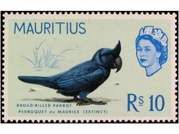 MAURITIUS - Mauricio (1968-...)