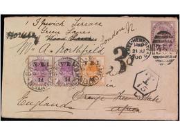 ORANGE - Stato Libero Dell'Orange (1868-1909)