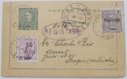 Portugal Col. Portuguesas - Timor 94-9 + EP 3a - Colonias Portuguesas Y Dependencias - Sin Clasificación