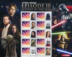 Ref. 287205 * NEW *  - AUSTRALIA . 2012. STAR WARS - 2010-... Elizabeth II