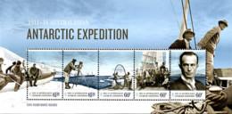 Ref. 315616 * NEW *  - AUSTRALIAN ANTARCTIC TERRITORY . 2014. EXPEDICION 2011 - Nuovi