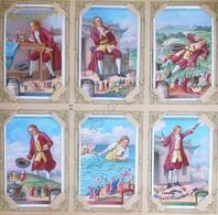 Figurine Liebig Italia - Sang. 1194 - Viaggio Di Gulliver A Lilliput - 1927 - Liebig