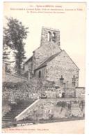 Merval  (02 - Aisne) L'église - Autres Communes