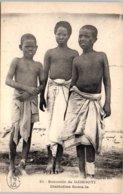 AFRIQUE -- DJIBOUTI --  Diablotins Somalis - Somalia