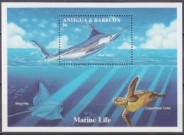 1994Antigua & Barbuda2009/B294Sea Fauna6,00 € - Vita Acquatica