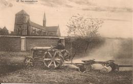 LOUDEAC - Abbaye De Notre Dame De Thymadeuc - Agriculture Tracteur La Motoculture - Loudéac