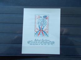 TCHECOSLOVAQUIE - BLOCS FEUILLETS  N° 27   Année 1966   NEUFS XX    ( 1 ) - Tchécoslovaquie
