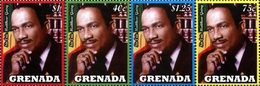 GRENADE Sir Eric M.Gairy 4v (1402) 2014 Neuf ** MNH - Grenada (1974-...)