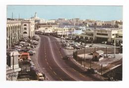 Alger N°1032 Le Vieux Port De Pêche En 1973 Autos Studebaker Camions BUS Car Autocar Chausson Ancien VOIR TIMBRE - Algiers