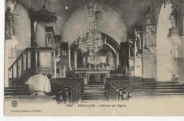 ECUELLES  -  Intérieur De L'Eglise - Autres Communes