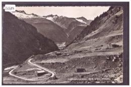 LUKMANIERSTRASSE - TB - GR Graubünden
