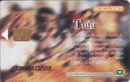 Mozambique Chip 50 000 MT,  Tufu, Used - Mozambique