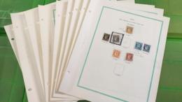 LOT N° 1073  FRANCE Lot D'anciens Beau/ 2eme Choix  A Tres Beau Forte Cote - Collections (with Albums)